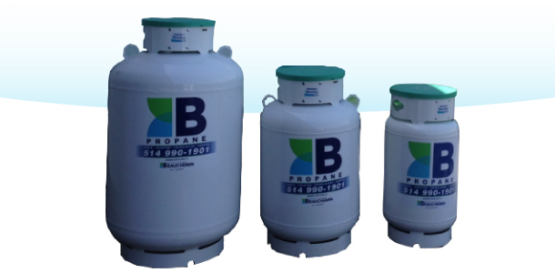 Propane Gas Tank Rental